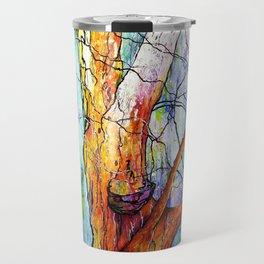 """Berkeley Eucalyptus"" Travel Mug"