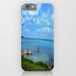 Island of Bermuda iPhone Case