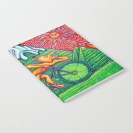 Bicycle Day Notebook