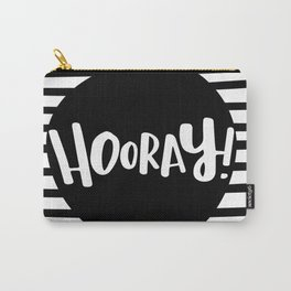 Hooray! Carry-All Pouch