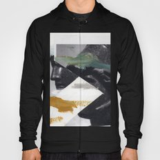 Untitled (Painted Composition 2) Hoody