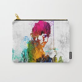 The Boss Bruce S. Grunge Carry-All Pouch