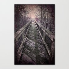 Poems Canvas Print