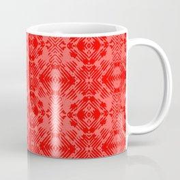 Bold Botanical Tribal Coffee Mug