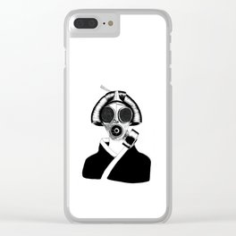 Geisha II Clear iPhone Case