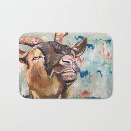 Goat Feeling Good Bath Mat