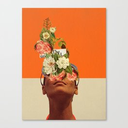 The Unexpected Canvas Print