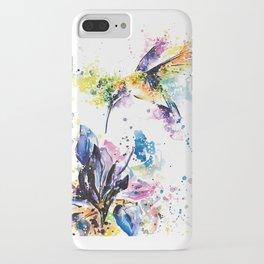 Hummingbird 2 iPhone Case