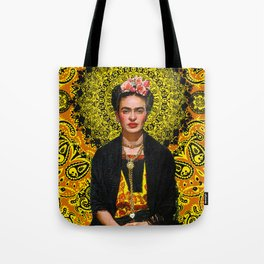 Frida Kahlo 3 Tote Bag