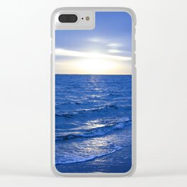 Heavenly Blues 2 - Gagliano Photography - DreamScapes Clear iPhone Case