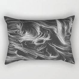 Don't Explain Rectangular Pillow