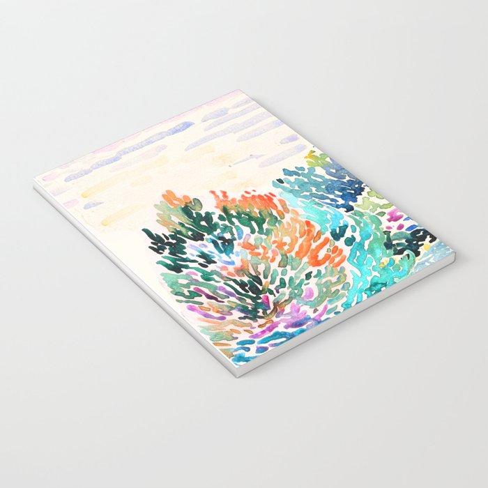 Spring arrived Notebook