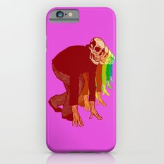 The Racing Rainbow Skulls iPhone 6s Slim Case