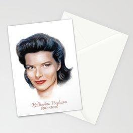 Katharine Hepburn Stationery Cards