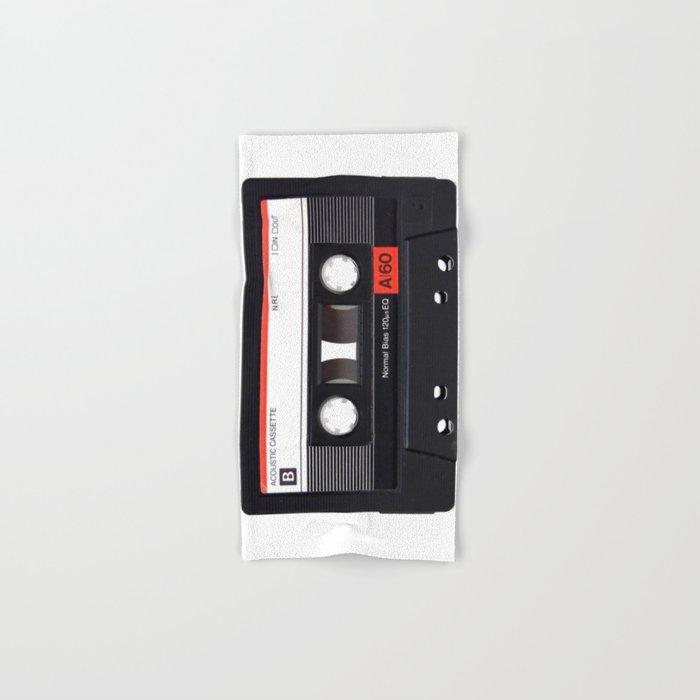 Old School Tape Hand & Bath Towel