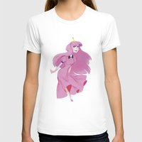 princess bubblegum T-shirts featuring princess bubblegum by Javiera Esquer