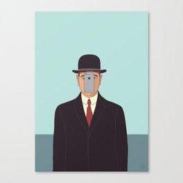 Son of Modern Man Canvas Print