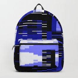 pxl cityscape Backpack