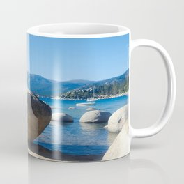 The Organic Placement of Nature Coffee Mug