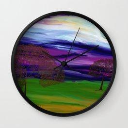 La Luna 10 Wall Clock