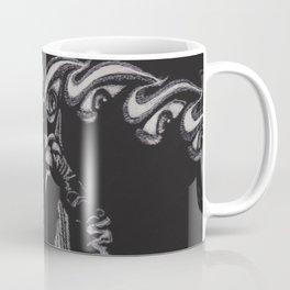 He Has A Grudge  Coffee Mug