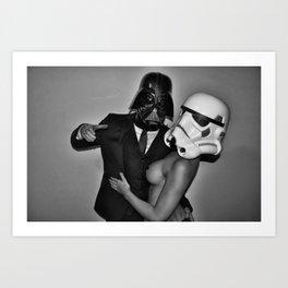 Vader's Favorite Art Print