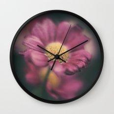 Daisy' Wall Clock