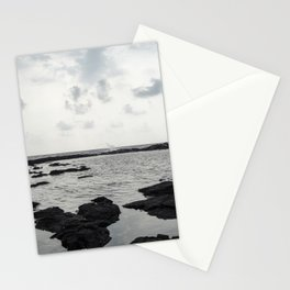Lava and Water Stationery Cards