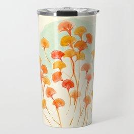 The bloom lasts forever Travel Mug