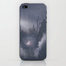 Forest dreams II iPhone & iPod Skin
