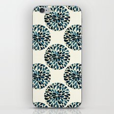 Petal Burst #5 Circles iPhone Skin