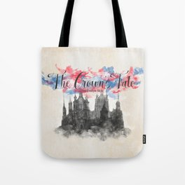 The Crown's Fate by Evelyn Skye Tote Bag