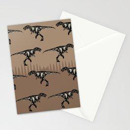 ChocoPaleo: Tyrannosaurus Rex Stationery Cards