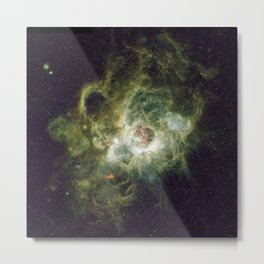 Star birth. Metal Print