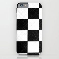 Dirty checkers iPhone 6s Slim Case