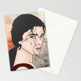 MVC Portrait Stationery Cards