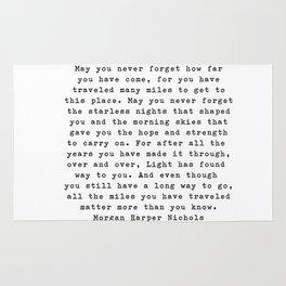 Morgan Harper Nichols Rug