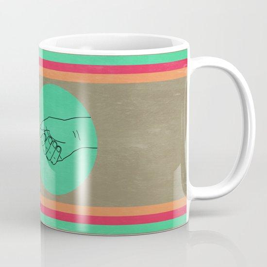 Pull your finger out  Mug