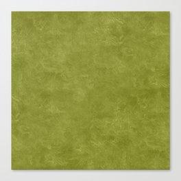 Woodbine Oil Pastel Color Accent Canvas Print