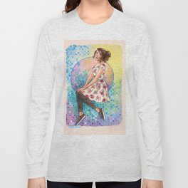 No April Showers Here Long Sleeve T-shirt