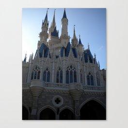 Disney World Cinderella's Castle  Canvas Print