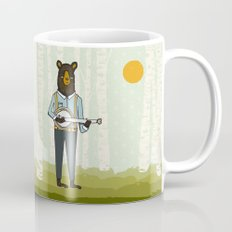 Bear's Bourree - Bear Playing Banjo Mug