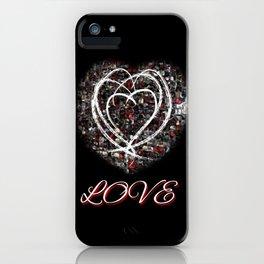 lovex4 iPhone Case