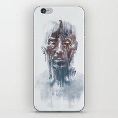 Portret 008 iPhone & iPod Skin