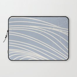 striped ocean art Laptop Sleeve