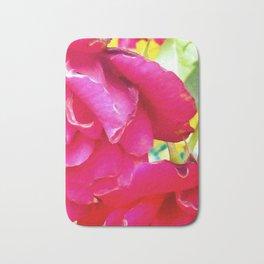 Fuchsia Delicious Bath Mat