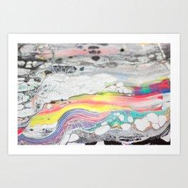 rainbo Art Print