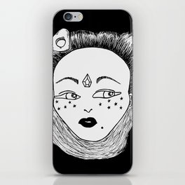 Crystal Witch iPhone Skin