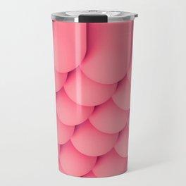 Pink Tubes Travel Mug