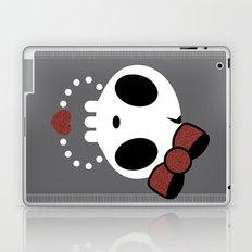 punk rawk girl Laptop & iPad Skin